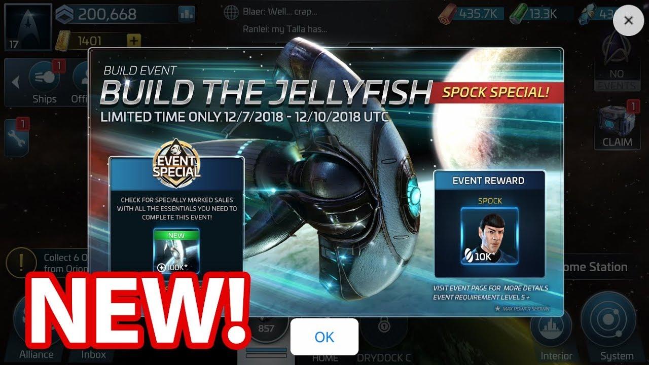 ANOTHER JELLY EVENT!! (Star Trek Fleet Command)