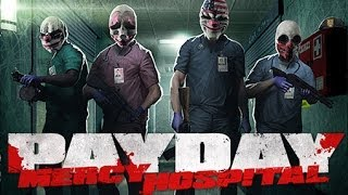 "PAYDAY The Heist No Mercy Plan ""A"" sigilo"