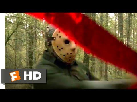 Friday The 13th VI: Jason Lives (1986) - Paintball Massacre Scene (3/10)   Movieclips