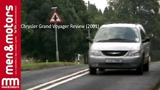 Chrysler Grand Voyager Review (2001)