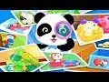 Little Panda Treasure Hunt - Find Differences Game - Educational Games for Kids