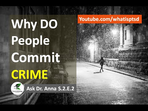 why people commit crimes When people get out of jail read more about the poverty-crime connection here • lower-class youth commit four times more violent crimes than middle-class.