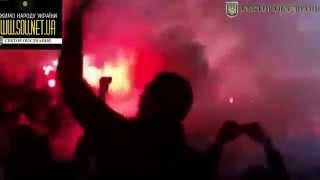 Лучшее видео победного гола, Днепр - Наполи. Днепр в Финале Лиги Европы. Гол Селезнева.(Представители Всеукраинского Народного Объединения