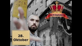 TOP 20 Deutschrap Single Charts | 28. Oktober 2017