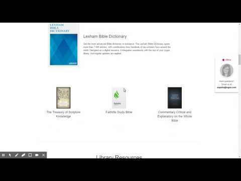 How to Get Logos Bible Software for Free
