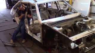 ВАЗ 2109 часть 1.Ремонт кузова(Подробности ремонта на http://remontkuzova.blogspot.ru/ Архивный блог http://repin769.blogspot.ru/ Архивный канал ..., 2014-09-08T16:59:24.000Z)