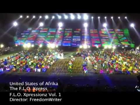 United States of Afrika - The FLO Xpress