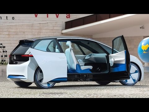 2020 Volkswagen I.D - interior Exterior and Drive