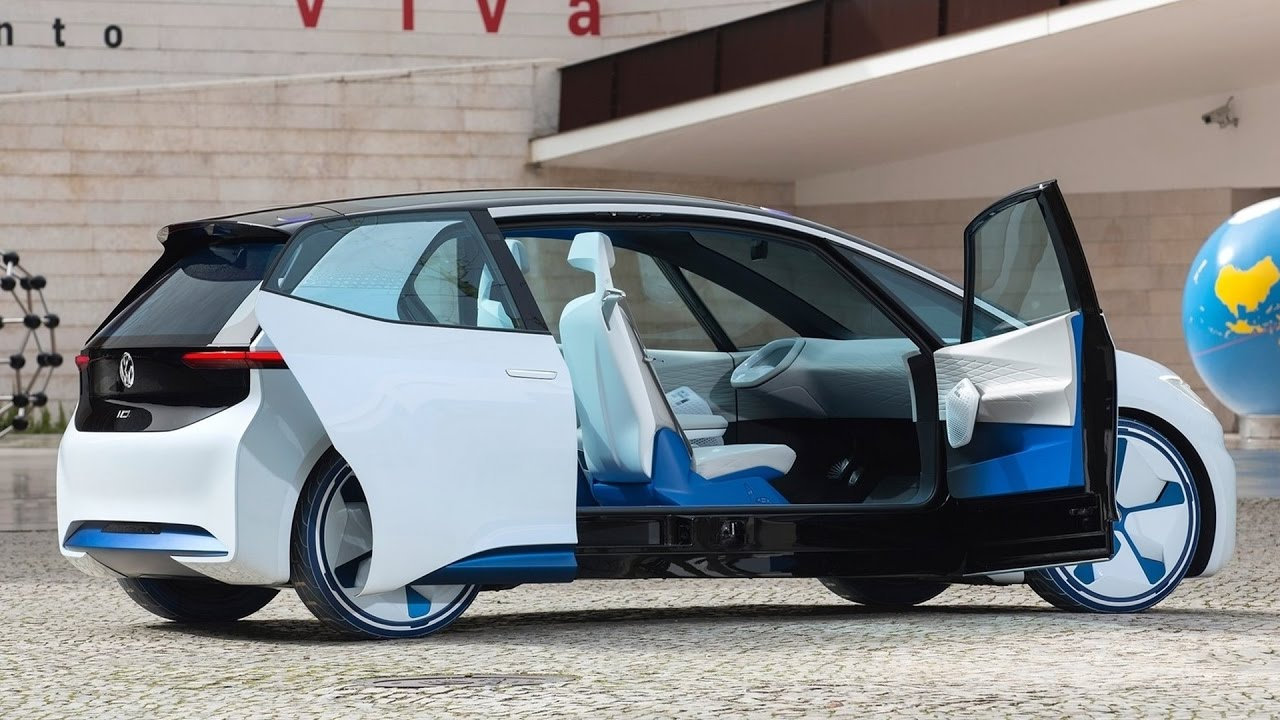 2020 Volkswagen I.D   Interior Exterior And Drive