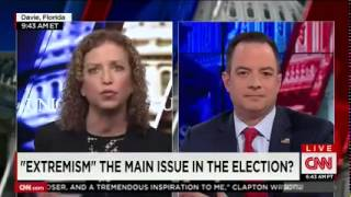 RNC Chairman Reince Priebus and DNC Chairwoman Debbie Wasserman Schultz on State of the Union