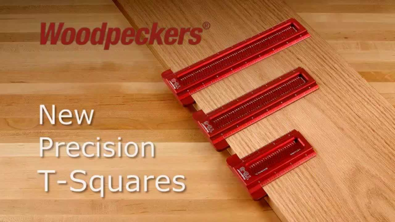 Woodpeckers Precision T Squares (Retired OneTIME Tool®)