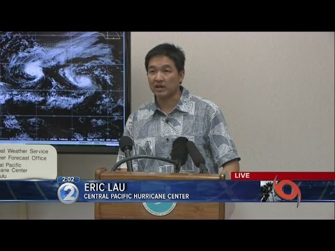 National Weather Service press conference