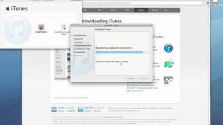 Let's install iTunes (mac, chrome)
