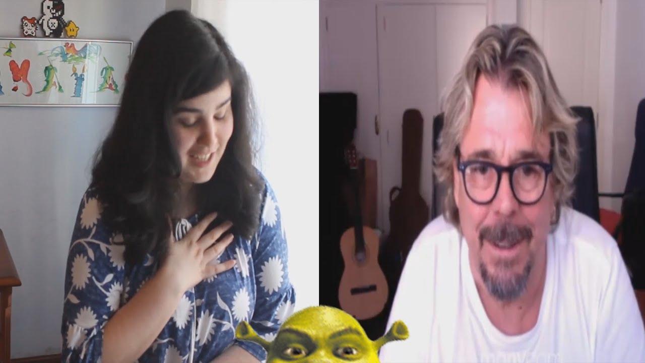 """Entrevista al doblador de Shrek - Juan Muñoz de """"Cruz y Raya"""""""