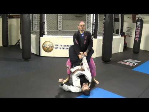 """Technique Tuesday: Gigueto Guard Pass with Sean """"Shorty Rock"""" Santella"""