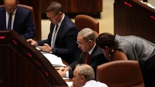 Israel gives initial backing to bill to legalise settler homes