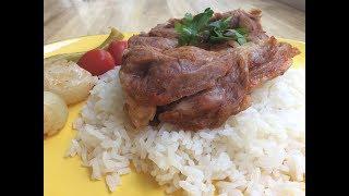 TURKISH 'KUZU TANDIR KEBAB' IN A PAN RECIPE - Amazingly tender, delicious and easy!