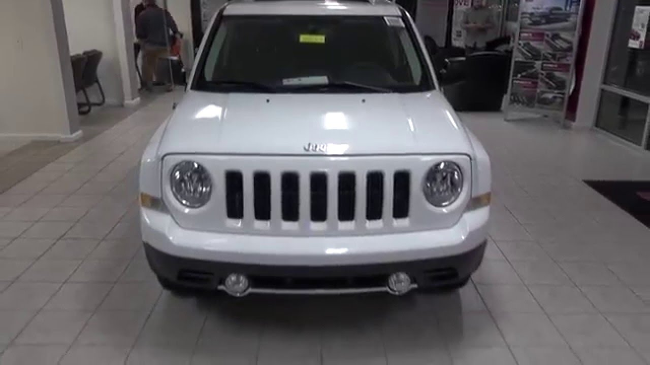 2016 Jeep Patriot Features Review