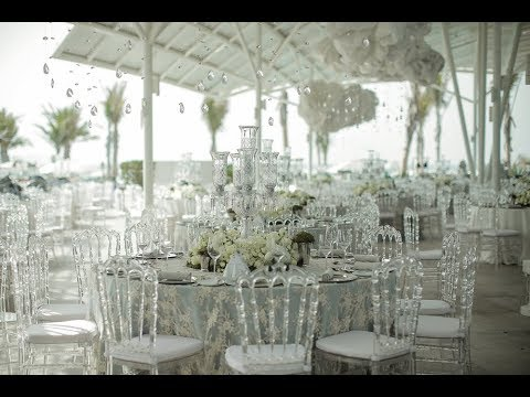 We Came, We Saw, We Loved - Wedding at Burj Al Arab Terrace by Eventchic Designs, Dubai