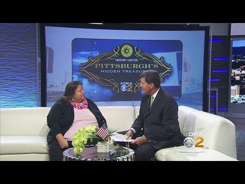 New Episode Of 'Pittsburgh's Hidden Treasures' Airs Tonight On KDKA-TV
