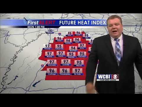 Weather Outlook 6 18 18 Youtube
