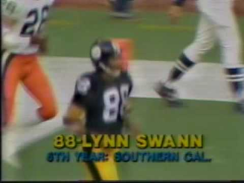 Lynn  Swann  Leaps  Car - Cool Stuff  !!!!!!!!!