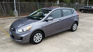 2015 Hyundai Accent GS 5 Door Start Up Walkthrough