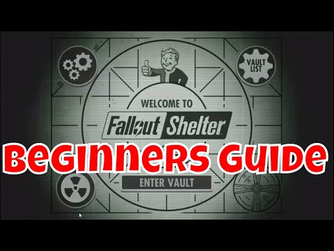 Beginners Guide To Fallout Shelter