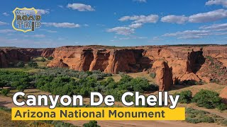 Canyon De Chelly - Where wind, water & time have etched a masterpiece