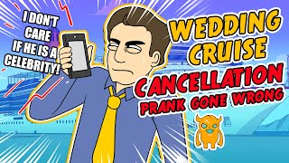 Wedding Cruise Cancellation (Pranks Gone Wrong) - Ownage Pranks