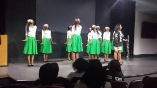 Ladies of Alpha Kappa Alpha Sorority Inc Gamma Chi Chapter show