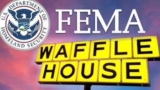 "FEMA Using ""Waffle House Index"" To Gauge Economic Rebound Following Disaster"