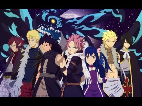 top 50 strongest fairy tail characters ver 1 2014 out of