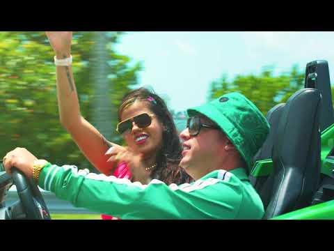 @LEY JAY ft @WALDO PRESION MUSIC   - Baje Con Fuego (Video Oficial)