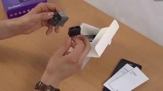 Смартфон Asus Zenfone 5 16 Gb Purple - розпакування, відеоогляд
