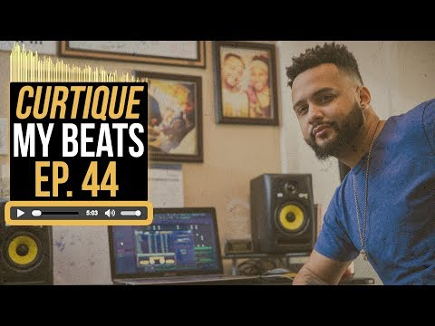 Live Beat Critiques! Reacting To YouTube Music Producer Beats   CURTIQUE MY BEATS (EP 44)