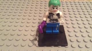 Lego Suicide Sqaud Joker Mini figure review