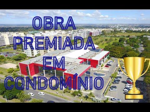 Documentário de obra em condomínio-Brasília-DF-Sudoeste-2017