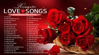Most Old Beautiful Love Songs 80's 90's 💖Classic Love Songs 70's 80's 90's HD