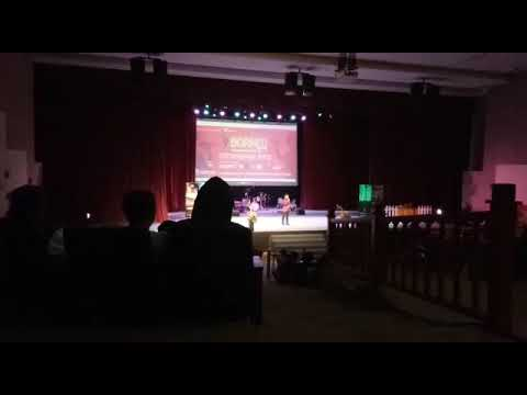 Cinta seorang teman-Saiful Jaicob (Final the voice of borneo 2017)