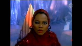 DIANA ROSS - PIECES OF ICE (1983 official video)
