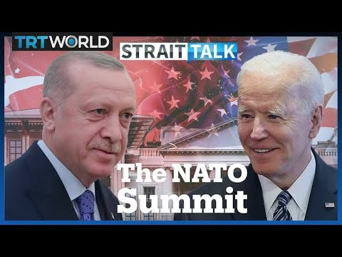 Erdogan To Meet Biden, Mitsotakis in Brussels