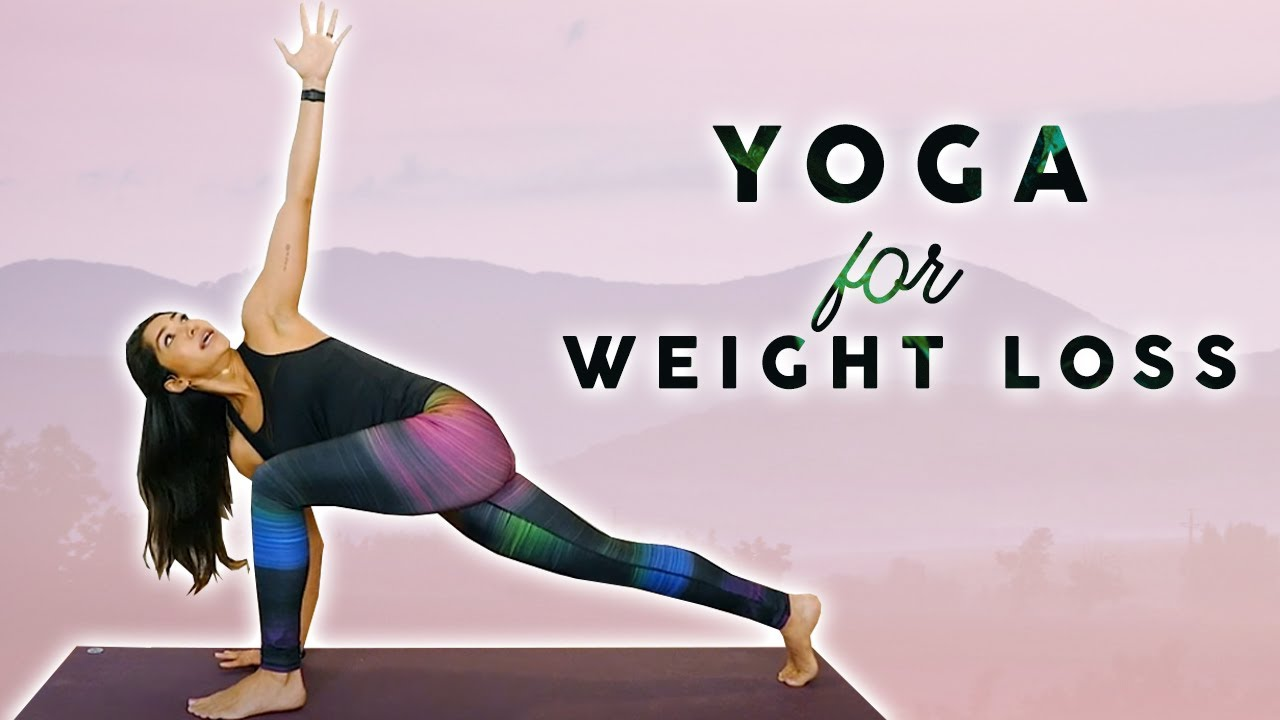 5 Yoga Poses for Weight Loss, Strength & Flexibility | Daily Routine, 15 Mins, At Home
