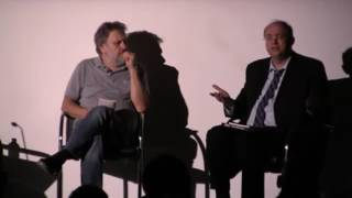 Slavoj Žižek & Graham Harman Duel + Duet (Mar. 2017)