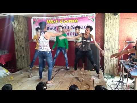 Bholenath se milado funny dance