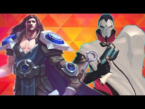 видео: Лига Легенд | Тарик - Самая красивая игра на планете