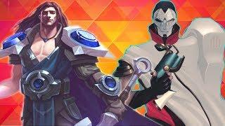 Лига Легенд Тарик Самая красивая игра на планете