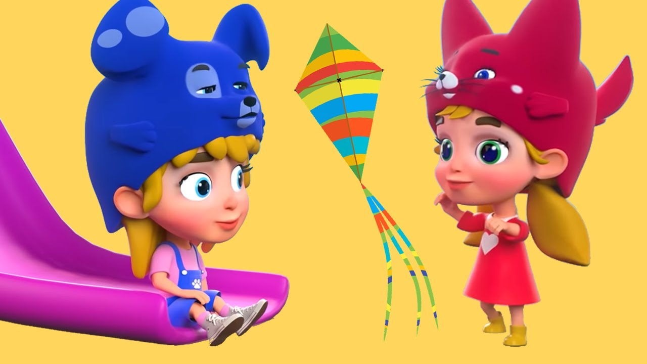 Musical cartoons with Nursery Rhymes & Simple Songs by Funny Hats