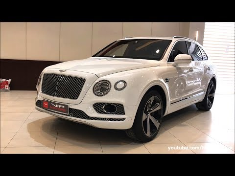 Bentley Bentayga W12 TSI 2018 | Real-life review