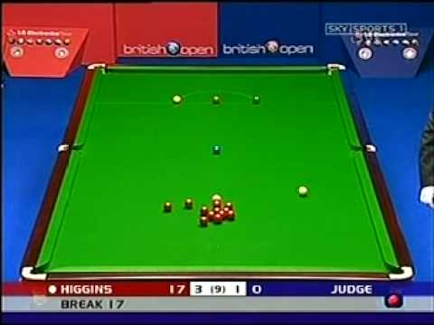 Snooker English Open 2020